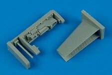 Aires 1/48 J35F/J DRAKEN gun bay per kit Hasegawa # 4408