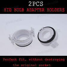 HID Conversion KIT Xenon Bulbs Holder Adaptor H7 2X For 1999-2006 BMW E46 E90