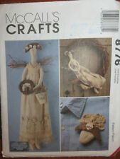 Female Child's Doll/Toy Sewing Patterns