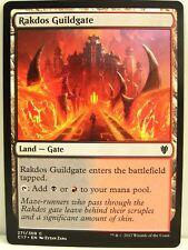 Magic Commander 2017 - 4x Rakdos Guildgate