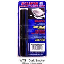 Castle Promotions Window Tint Strip - Dark Smoke (WTS1)