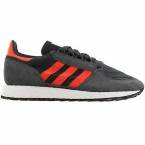 adidas Forest Grove Lace Up  Mens  Sneakers Shoes Casual