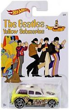 "HOT WHEELS BEATLES YELLOW SUBMARINE ""COCKNEY CAB II"" FREE SHIPPING"