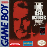 The Hunt for Red October - Nintendo Game Boy GB