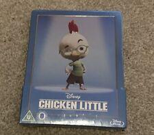 Chicken Little (Blu ray) Steelbook Brand New Sealed