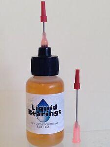 Liquid Bearings, ABSOLUTE BEST 100%-synthetic oil for Eldon, PLEASE READ!!