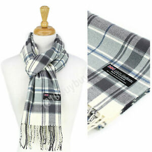 Wholesale Scarf Plaid 100% Cashmere Made Scotland Men And Women Lot of Scarf