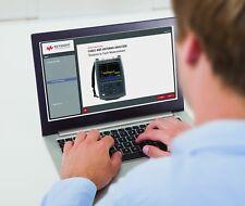 Keysight T6503A - Keysight FieldFox Product Training eLearning Program