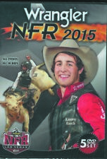 2015 Wrangler National Finals Rodeo – 5-DVD set