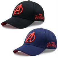 Marvel decennial Anniversary Avengers Endgame Baseball Cap Avenger Logo Hat Prop
