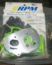 RPM 73614 Hybrid Gearbox Housing Traxxas 2wd Slash Stampede Rustler GREEN NEW