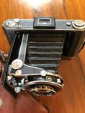 Kodak Vollenda 620 Vintage Bellows Camera with case