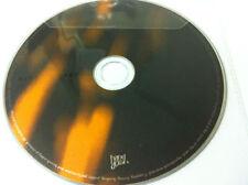 CD de musique rock pop sur album