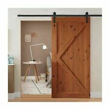 Sliding Barn Door Hardware Track Kit 3M