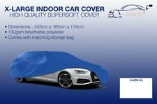 XL blue Indoor Car Cover Protector Ford Galaxy 1995-2016