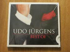 2er CD - Udo Jürgens - Best Of - Slide Pack - NEU & OVP - 2010
