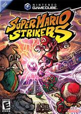 Super Mario Strikers Nintendo Gamecube Complete