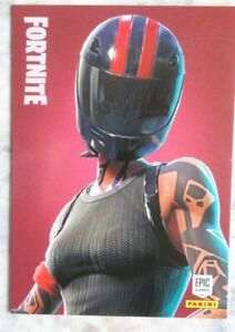 Trading Cards FORTNITE Serie 1 : REDLINE # 227, Epic Outfit