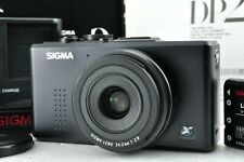 [Mint in Box] Sigma DP2 Foveon 14.0MP Digital Camera by DHL from Japan #1084