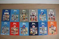 TOPPS Surf BASEBALL CARDS BOOK lot of 12 PRICE STERN SLOAN