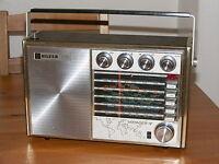 SILVER VOYAGER V Transistorradio Ghettoblaster Boombox