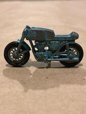 Vintage Diecast Metal Miniature Motorcycle