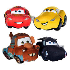 Disney Pixar Cars 3 - 6 Inch Plush Soft Toy *Choose Your Favourite*