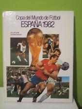 LIBRO COPA DEL MUNDO DE FUTBOL ESPAÑA 1982