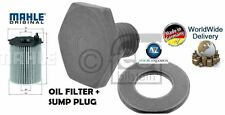 FOR VOLVO C30 S40 S80 V50 V60 V70 1.6 2005--> OIL FILTER +  SUMP PLUG AND WASHER