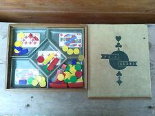 boite de jeu ancien  nain jaune, collection , vintage
