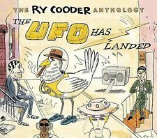 NEW The Ry Cooder Anthology: The UFO Has Landed (2CD) (Audio CD)