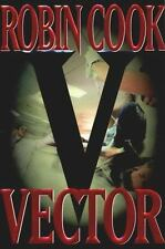 Robin Cook / Vector Suspense Hardcover 1999 First Edition