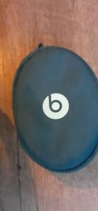 Blue Beats Used With Charger Case Aux Cable No Box No Clip