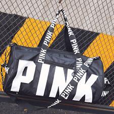 HOT Victoria's PINK Sport Tote Bag Large VS Gym Duffel Bag Shopping Bag