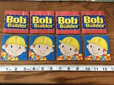 Bob the Builder Fabric Iron Ons Appliques  (style #8)