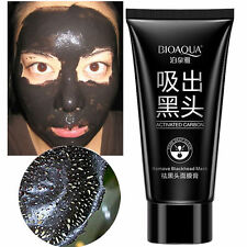 BLACKHEAD REMOVER FACE MASK PEEL OFF BLACK MUD FACIAL MASK FOR MEN AND WOMEN