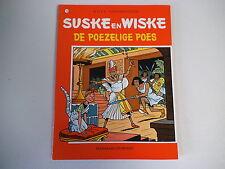 SUSKE EN WISKE 155. De poezelige poes 2000