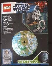 LEGO Star Wars 9679 AT-ST Walker Driver Forest Moon of Endor Planet Kugel