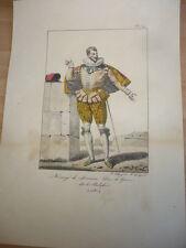 HENRY DE LORRAINE DUC DE GUISE DIT LE BALAFRE 1580