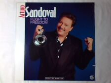 ARTURO SANDOVAL Flight to freedom lp USA CHICK COREA GRP