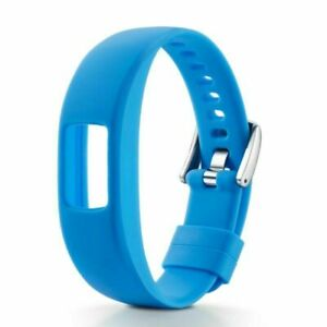 For Garmin Vivofit 4  Band Silicone Wristband Replacement Watchband Strap