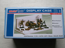 Trumpeter Master Tools 09810 display case/nuevo y embolsado