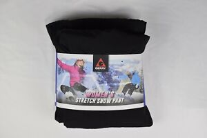 Gerry Women's Stretch Snow Pants Bonded 4-Way Stretch - Choose Size - NWT