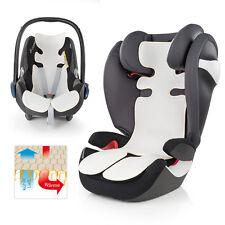 Atmungsaktive Sommer Auflage, Sitzeinlage für Babyschale, Maxi Cosi, Kindersitz