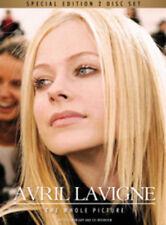 Avril Lavigne: The Whole Picture DVD (2011) Avril Lavigne ***NEW***