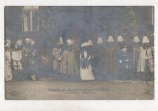 Prinzessin August Wilhelm Schloss Bellevue 1908 RP Postcard Germany Royalty 042b