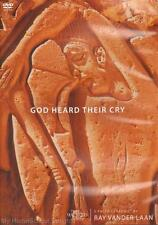 New THAT THE WORLD MAY KNOW Faith Lessons DVD Volume 8 GOD HEARD THEIR CRY