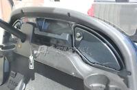 Club Car Precedent Golf Cart Carbon Fiber Dash Kit for 2008.5 and Up