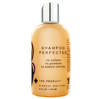 Argan Oil Shampoo For Dry Hair-Sulfate Free B. THE PRODUCT