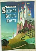 WALT DISNEY'S 1950s SLEEPING BEAUTY CASTLE BOOK~DISNEYLAND SOUVENIR